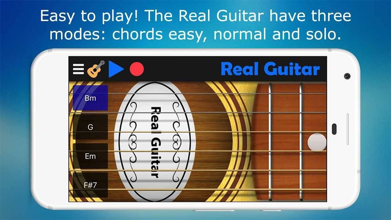 Гитара на Андроид скачать бесплатно гитару на Андроид без ...